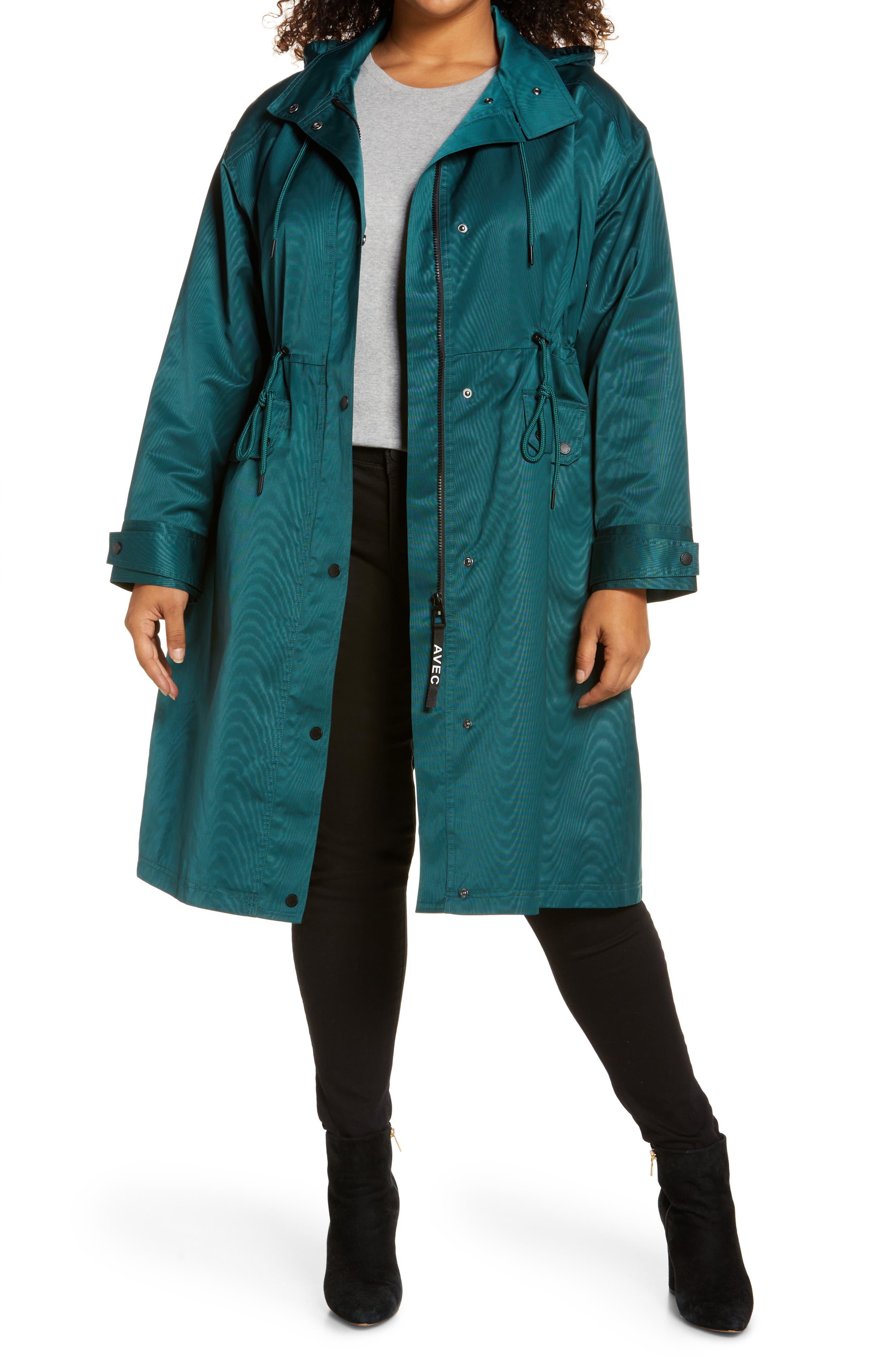 Oversize Anorak Jacket