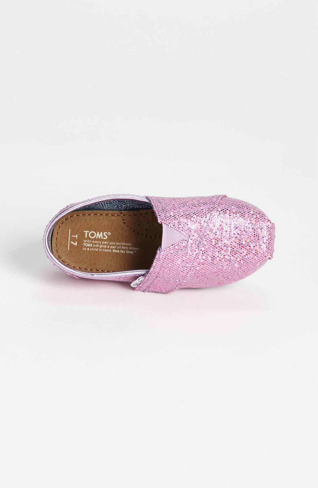 ,                             'Classic Tiny - Glitter' Slip-On,                             Alternate thumbnail 20, color,                             510