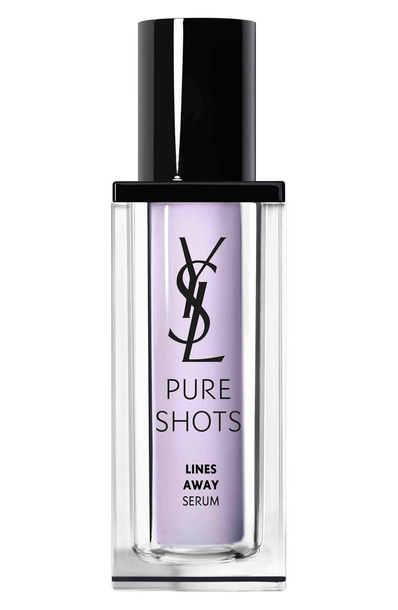 YVES SAINT LAURENT Pure Shots Lines Away Anti-Aging Serum, Main, color, NO COLOR