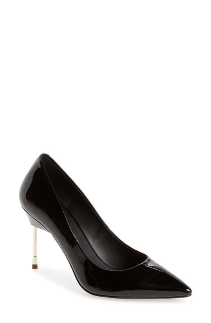 Image of Kurt Geiger London Britton Metallic Stiletto