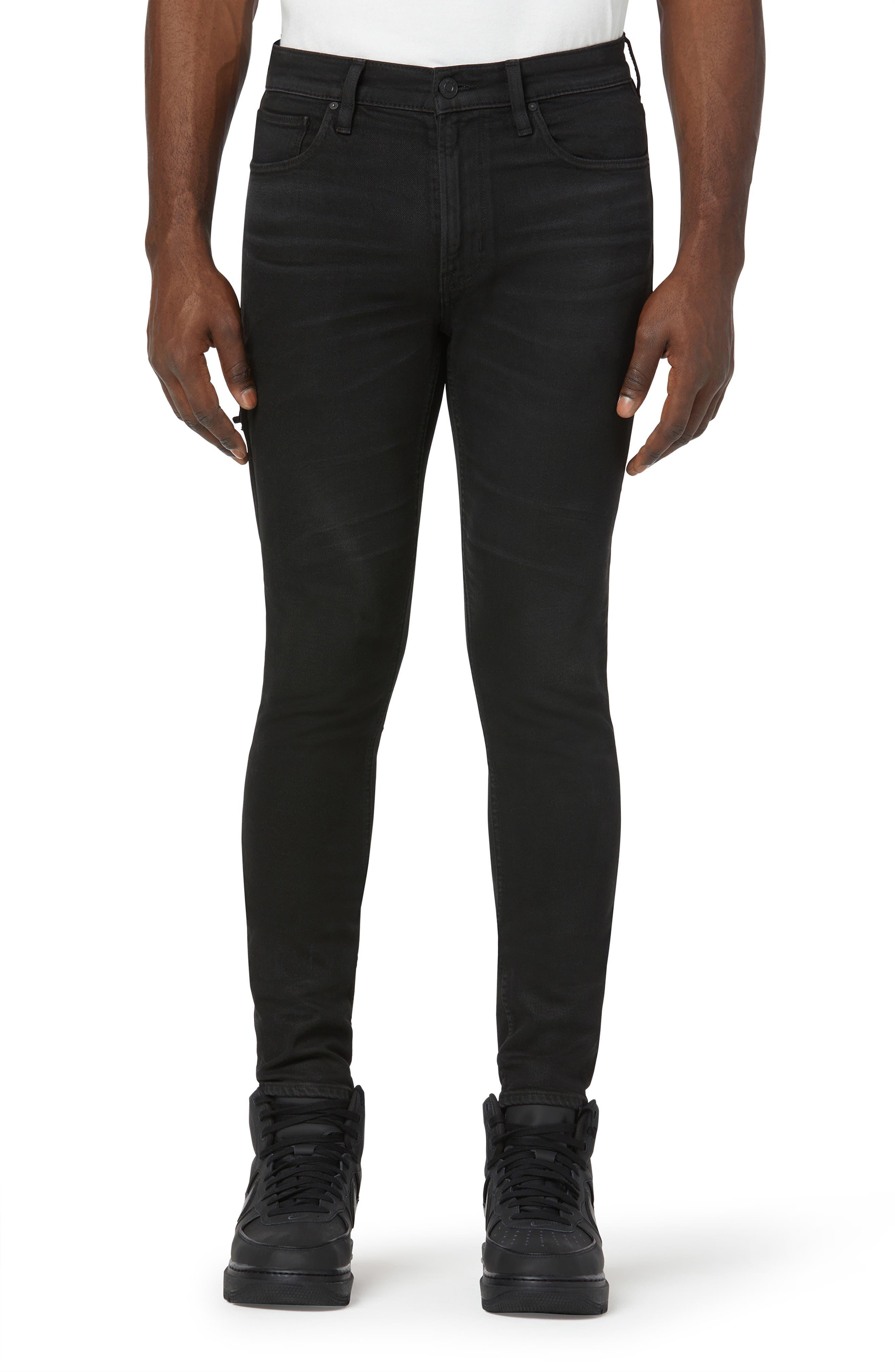 Zack Zip Pocket Skinny Jeans