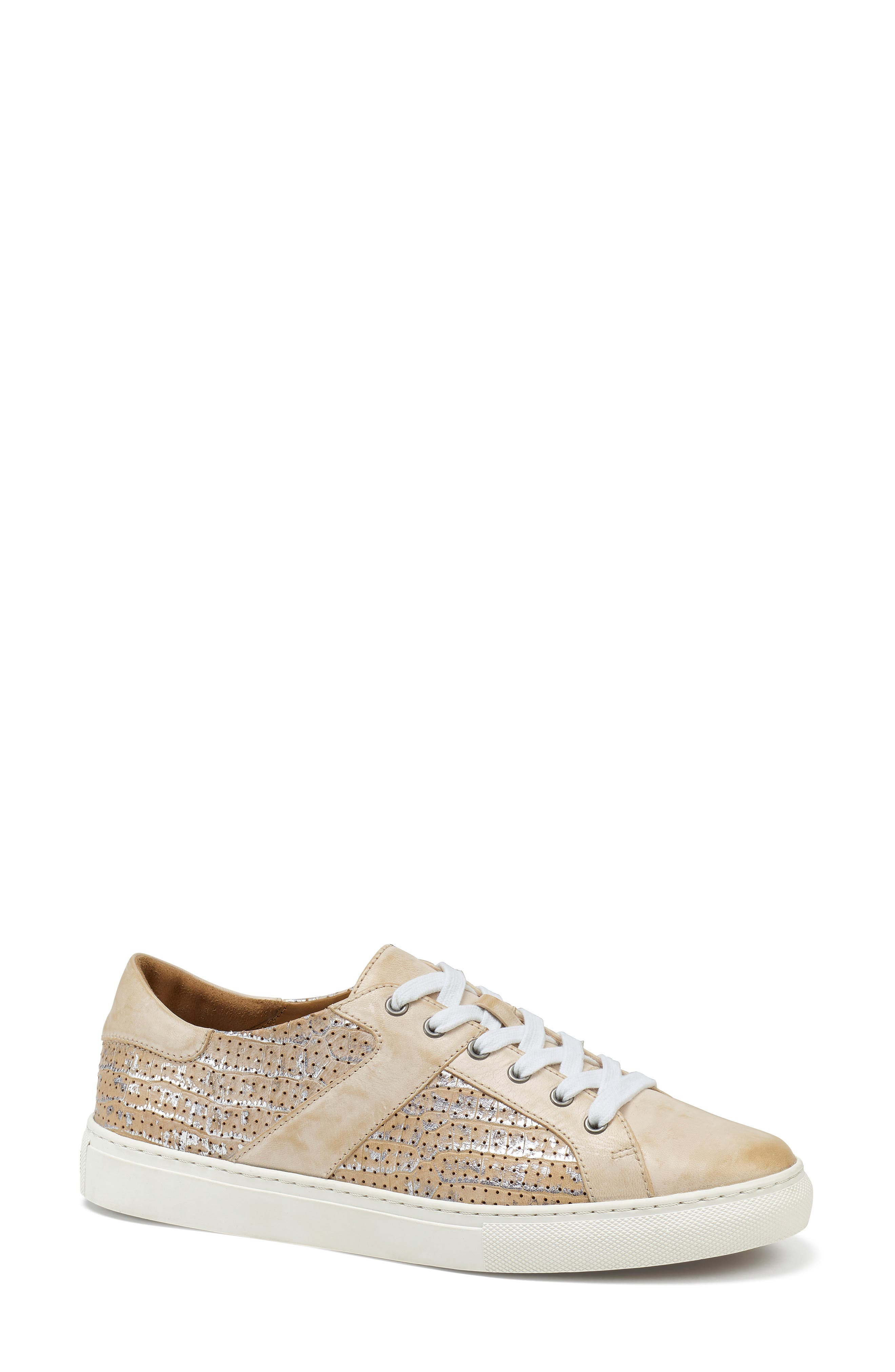 Trask Lindsey Sneaker- Ivory