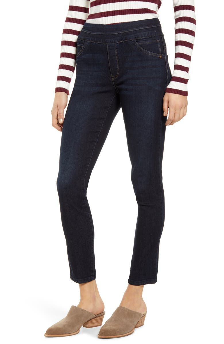 WIT & WISDOM Ab-Solution Glider Jeggings, Main, color, IN-INDIGO