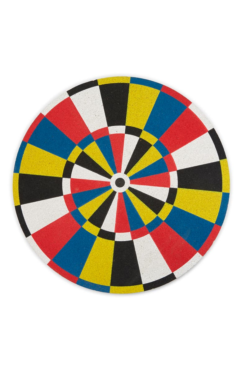 FREDERICKS & MAE Cork Dartboard, Main, color, MULTICOLOR