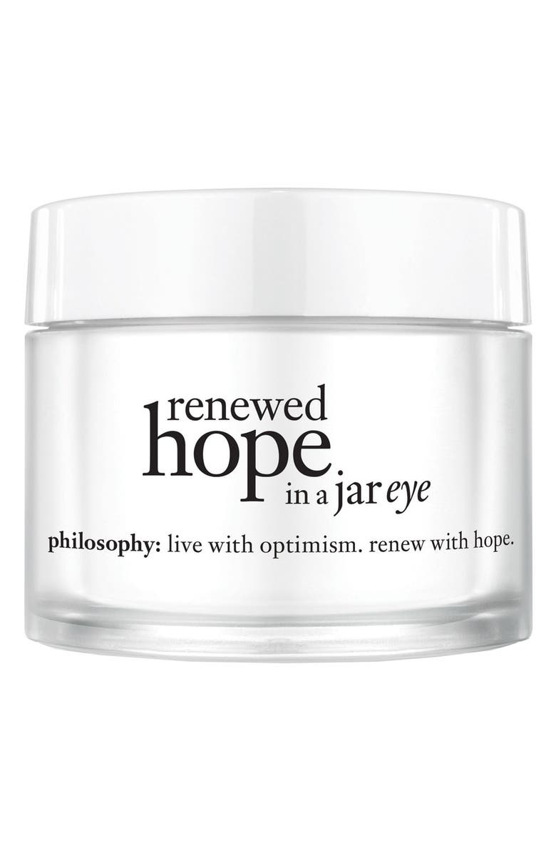 PHILOSOPHY renewed hope in a jar eye, Main, color, NO COLOR