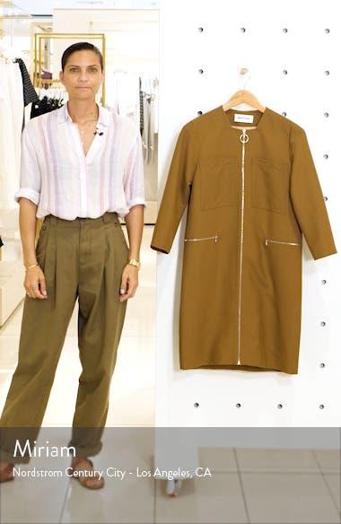 Jaden Zip Front Dress, sales video thumbnail