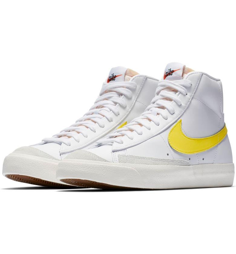 NIKE Blazer Mid '77 Vintage Sneaker, Main, color, 101