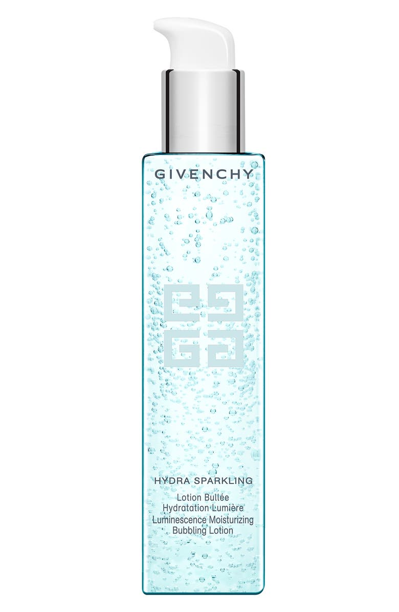GIVENCHY Hydra Sparkling Luminescence Moisturizing Bubbling Lotion, Main, color, NO COLOR