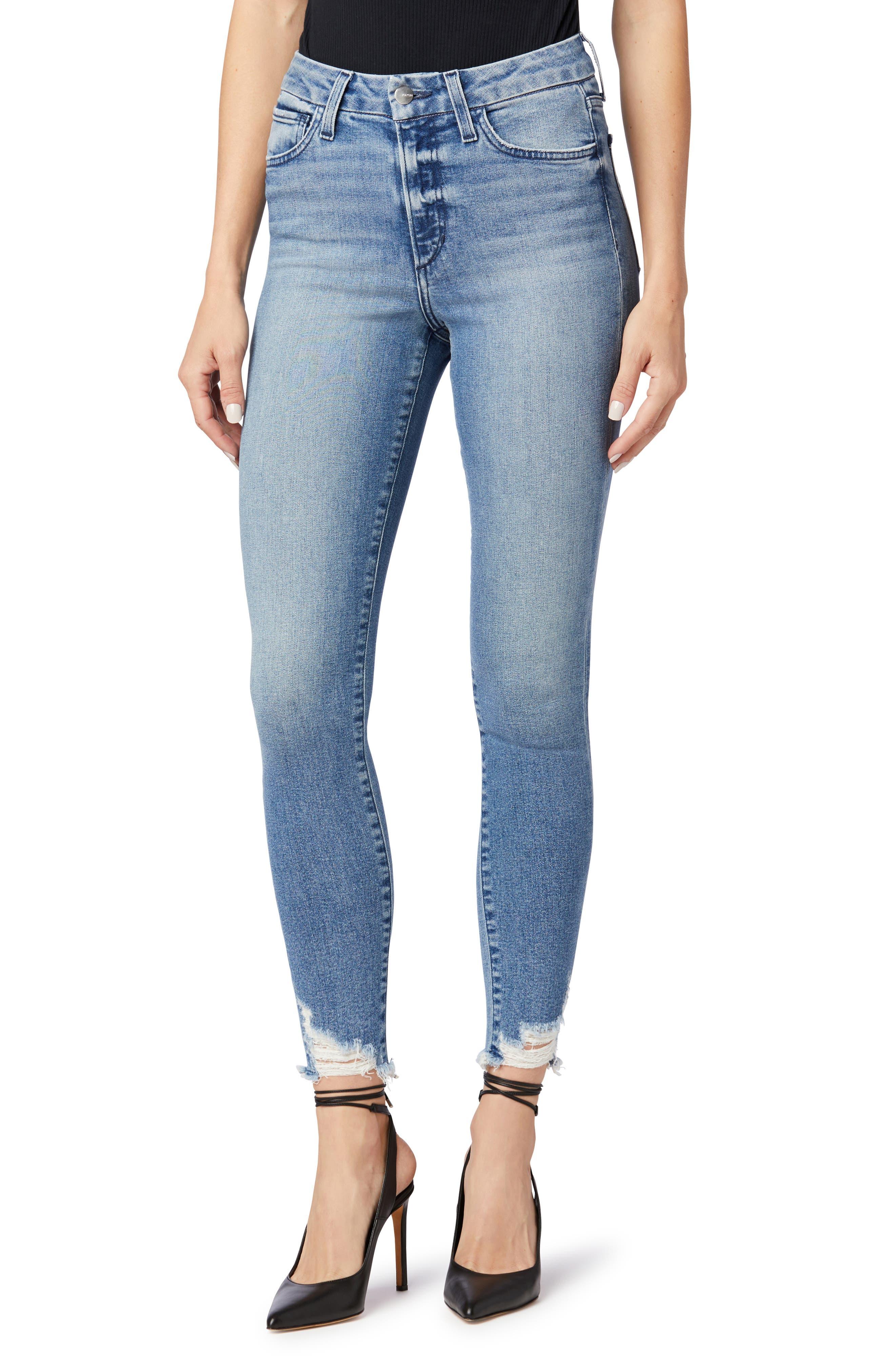 The Hi Honey High Waist Skinny Jeans
