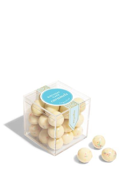 Image of SUGARFINA Birthday Cake Caramels - Small Cube 4-Piece Kit