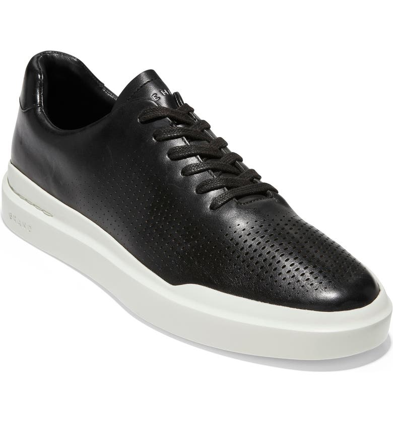 COLE HAAN GrandPro Rally Sneaker, Main, color, BLACK
