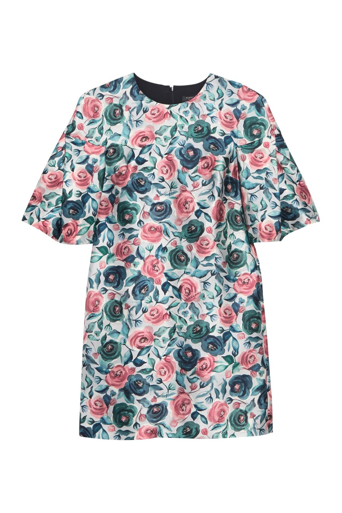 Image of Burberry Agatha Floral Dress