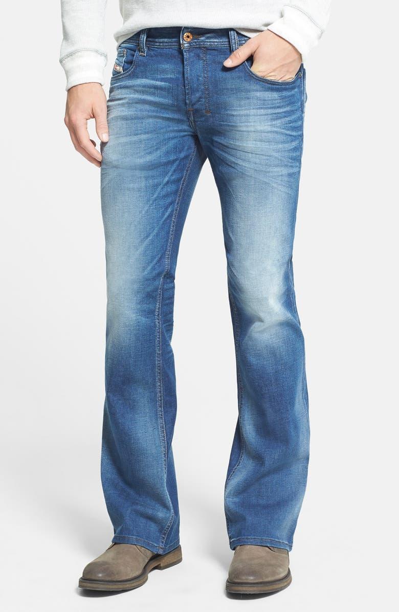 2c68d3bb DIESEL® Zathan Bootcut Jeans (0831D) | Nordstrom