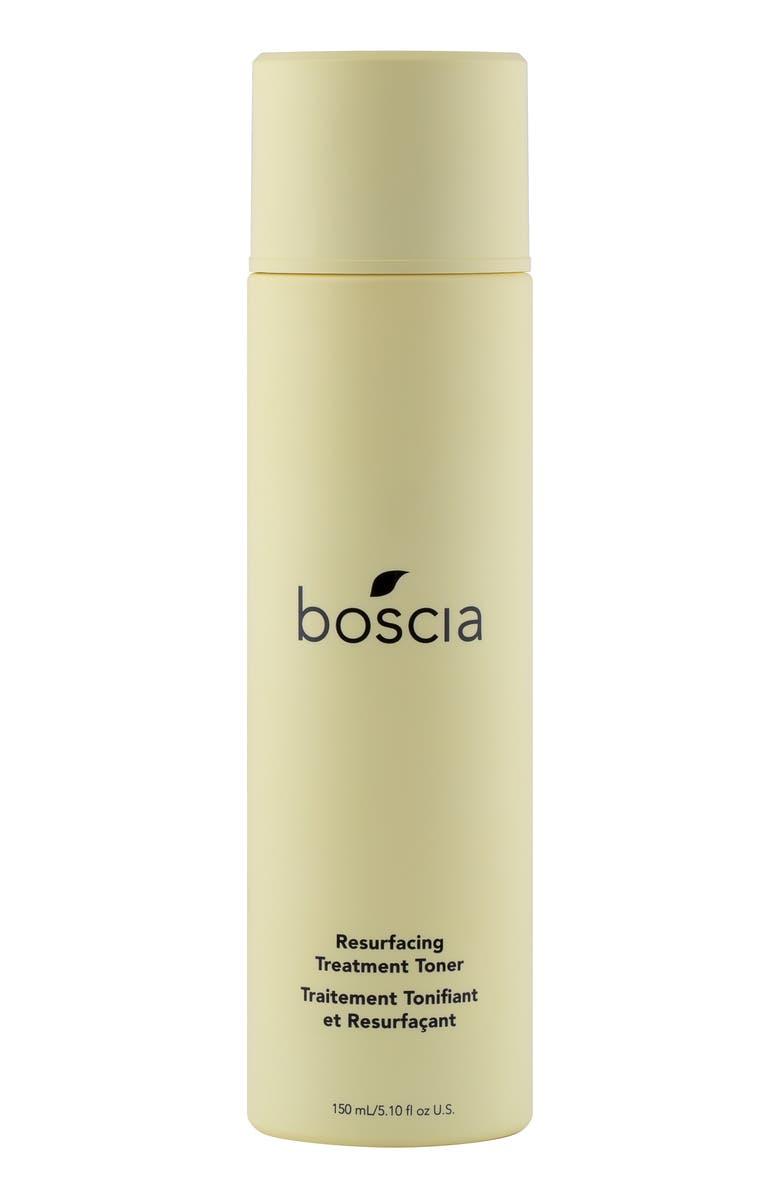 BOSCIA Resurfacing Treatment Toner with Apple Cider Vinegar, Main, color, NO COLOR