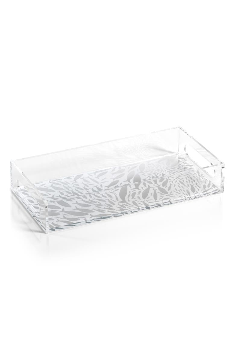 ZODAX School of Fish Serving Tray, Main, color, 020