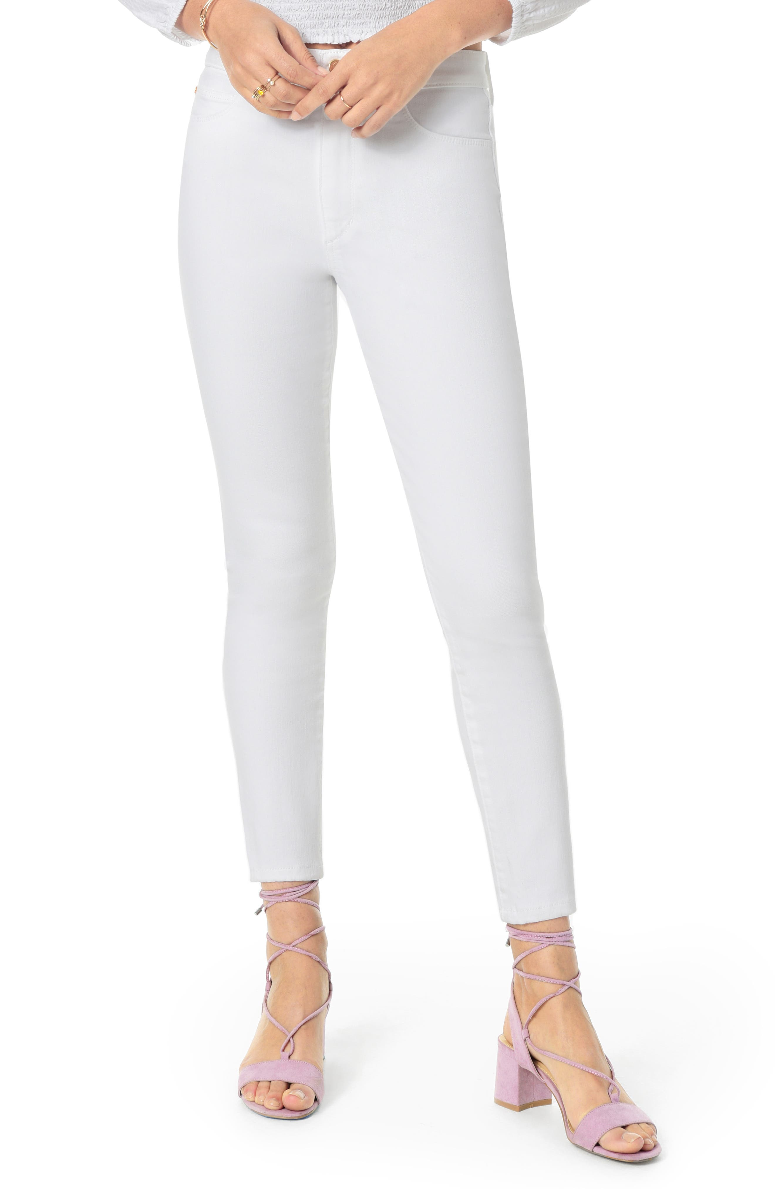 Image of Joe's Jeans Charlie High Rise Cropped Skinny Jeans