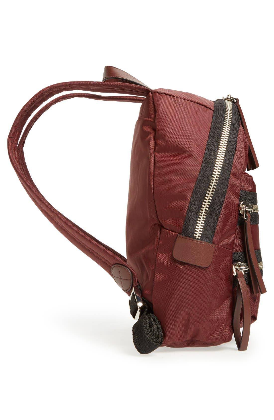 ,                             'Mini Biker' Nylon Backpack,                             Alternate thumbnail 39, color,                             930