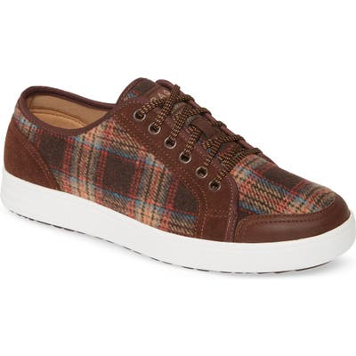 Alegria Lyriq Sneaker,5.5- Brown