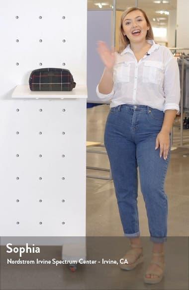 Tartan Dopp Kit, sales video thumbnail