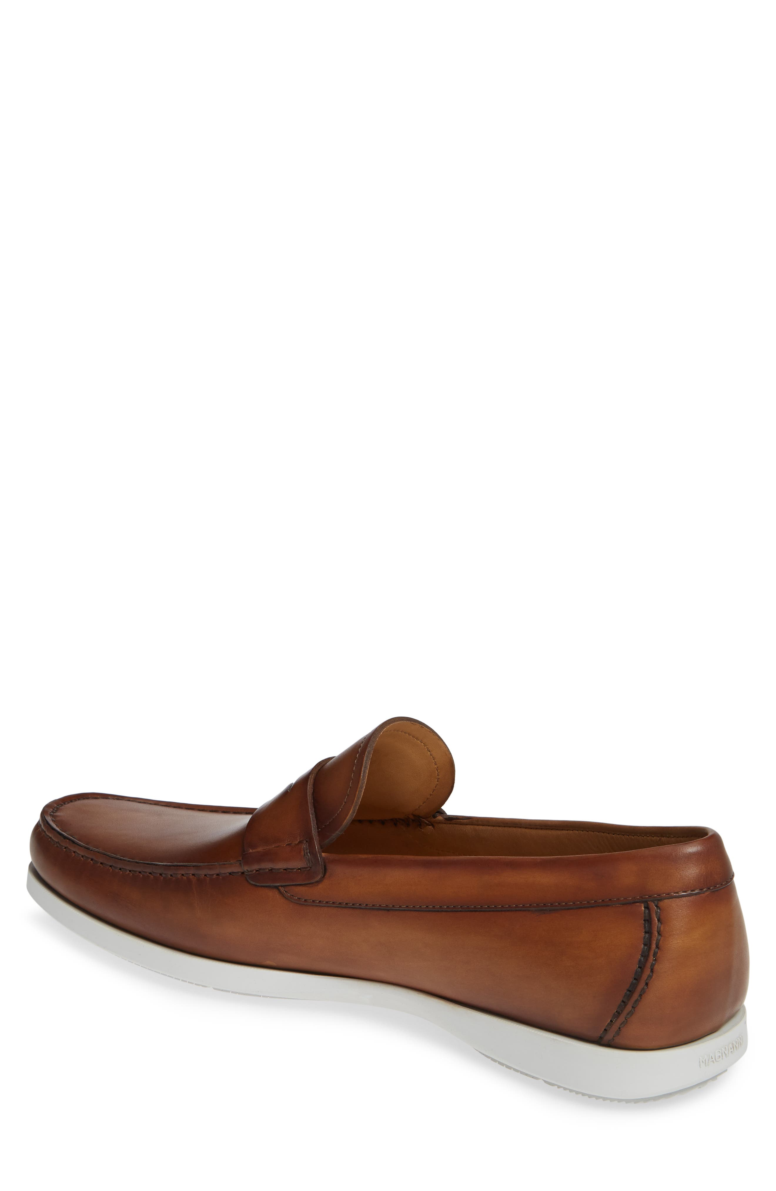 ,                             Laguna Penny Loafer,                             Alternate thumbnail 2, color,                             TOBACCO LEATHER