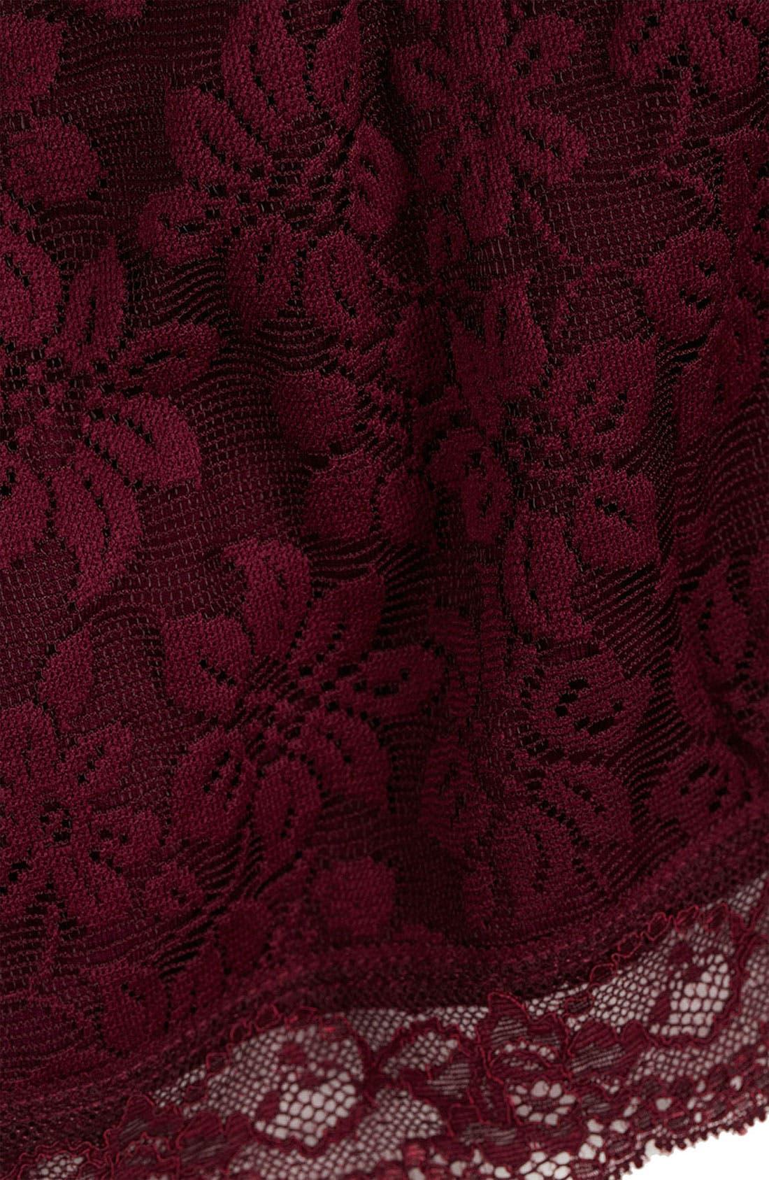 ,                             Lace Crop Top,                             Alternate thumbnail 18, color,                             930