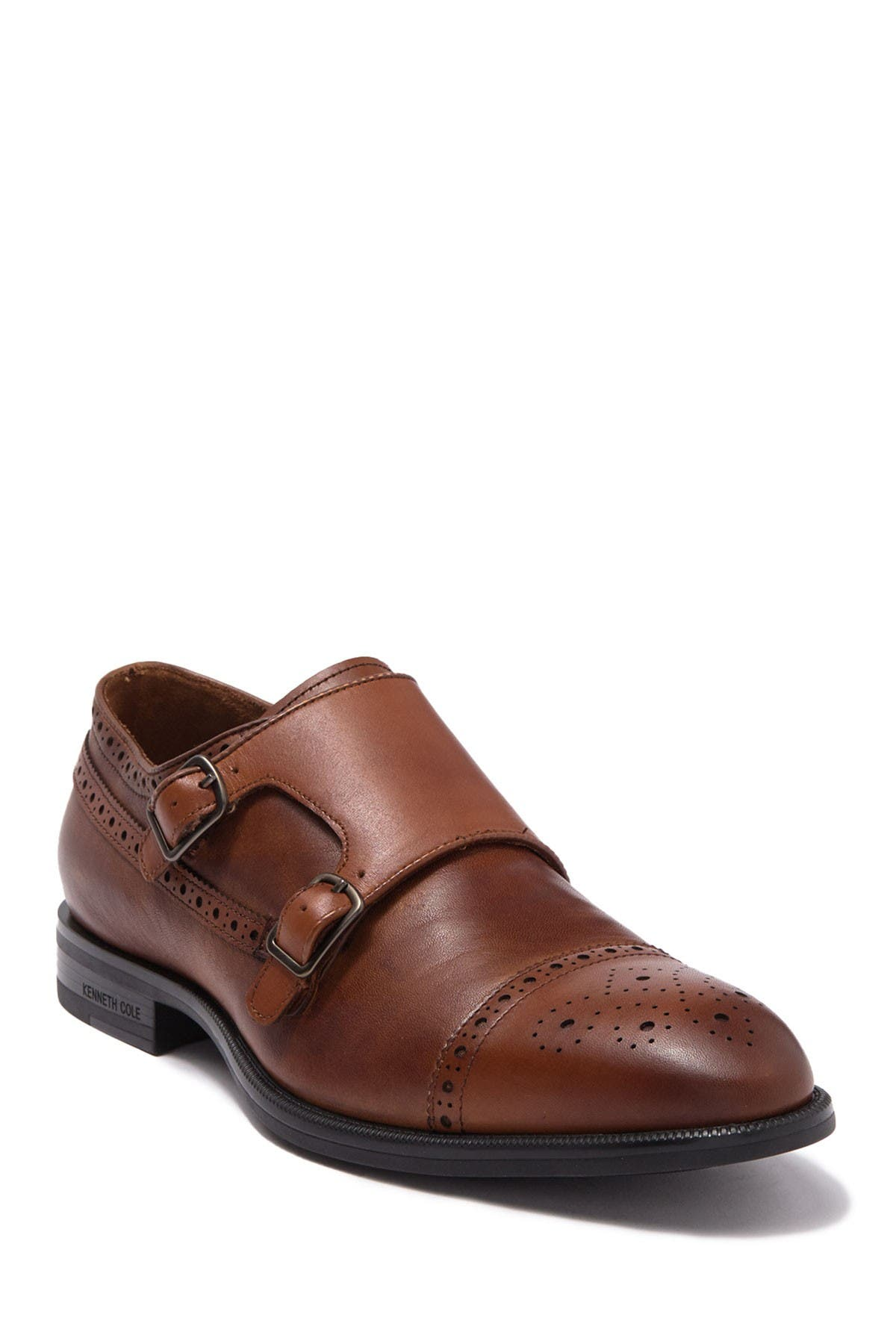 Image of Kenneth Cole New York Futurepod Double Monk Strap Loafer