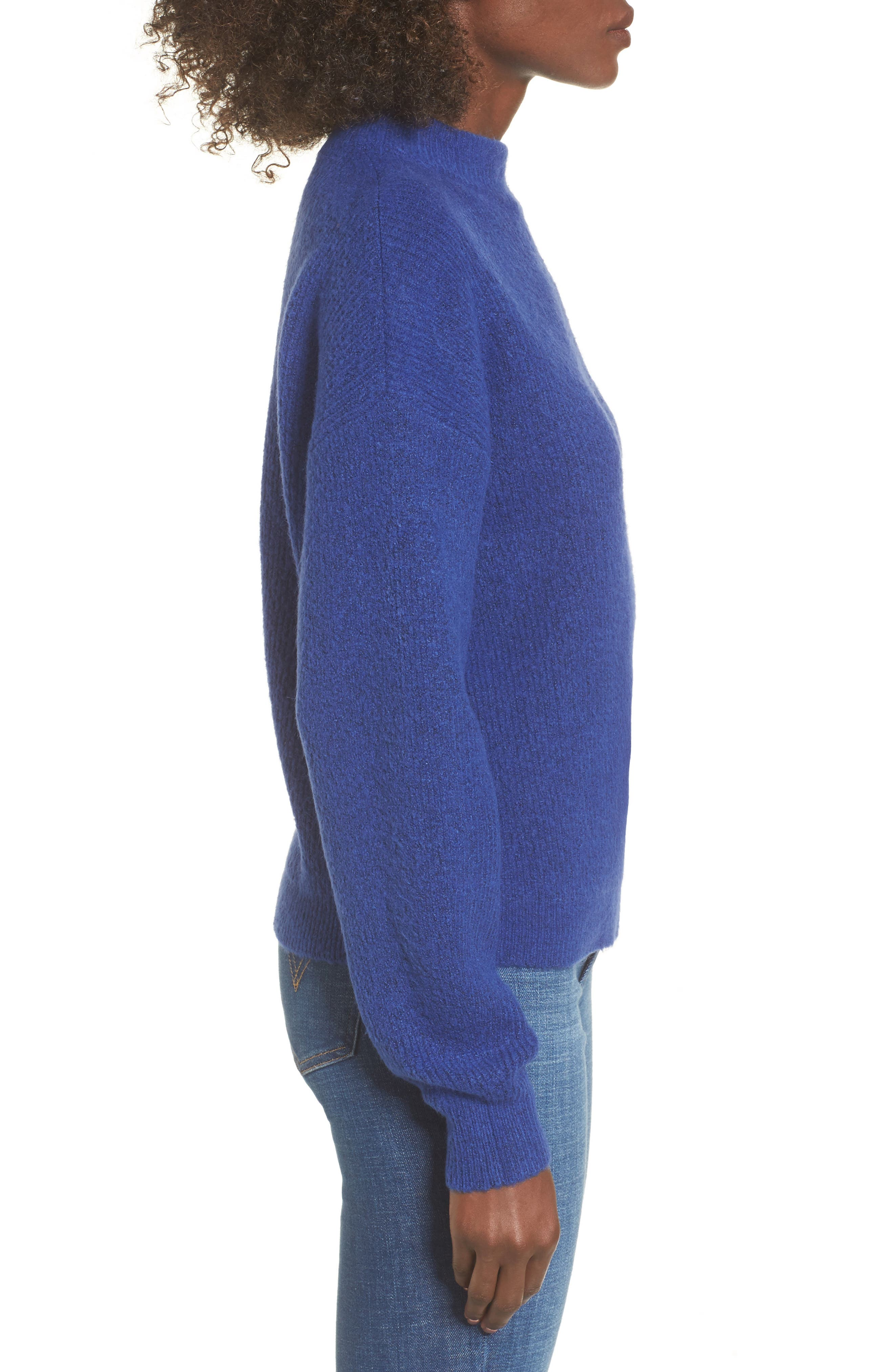 ,                             Cozy Ribbed Pullover,                             Alternate thumbnail 33, color,                             401
