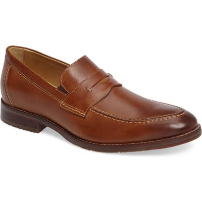 Johnston & Murphy Garner Penny Loafer