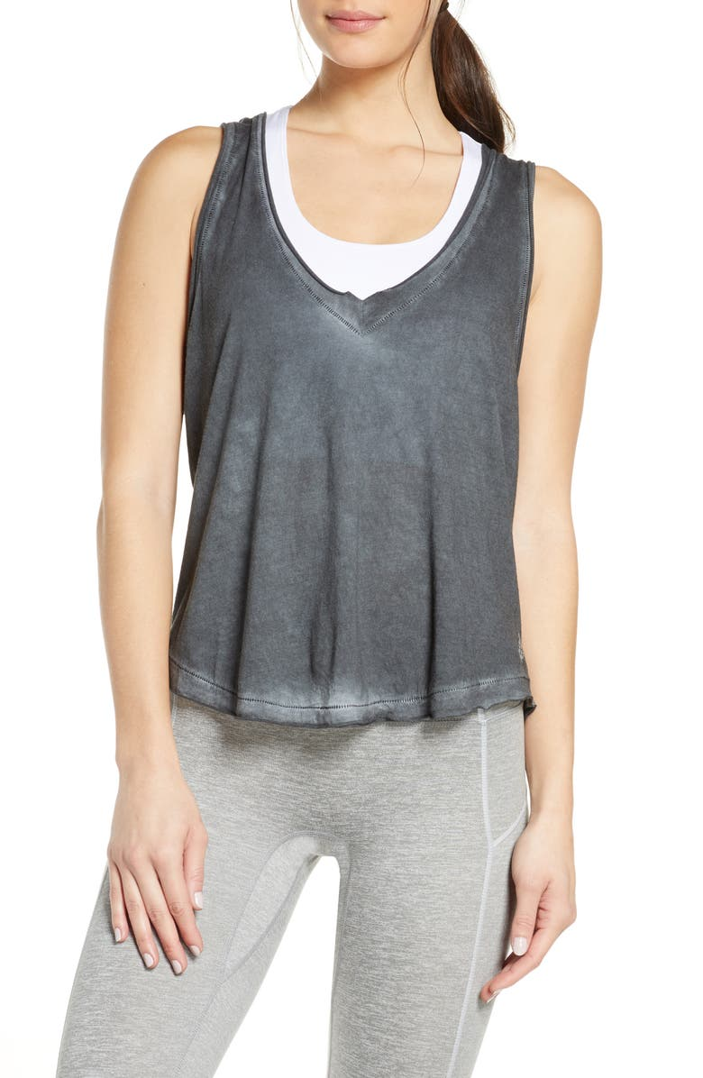FREE PEOPLE FP MOVEMENT Henry Tank Top, Main, color, 001