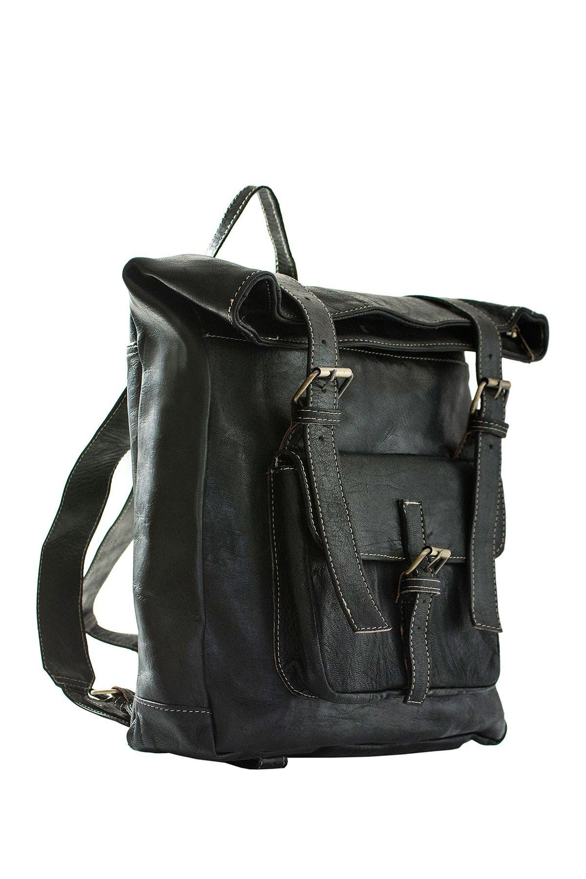 Image of Vintage Addiction Medina Leather Backpack