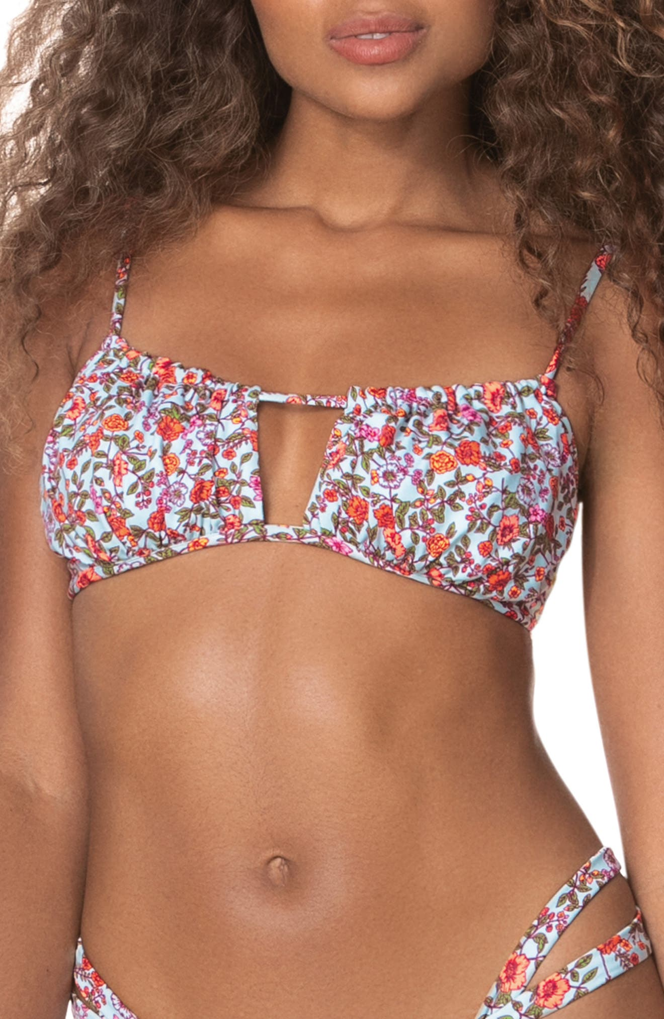 Gratitude Emma Reversible Bikini Top