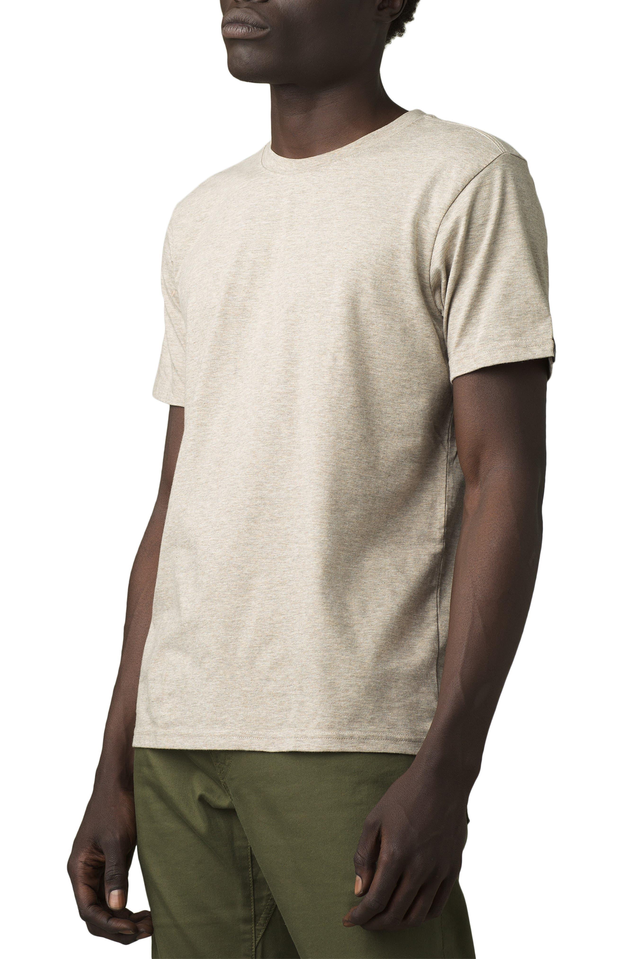 Men's Big & Tall Prana Tall Fit Crewneck T-Shirt