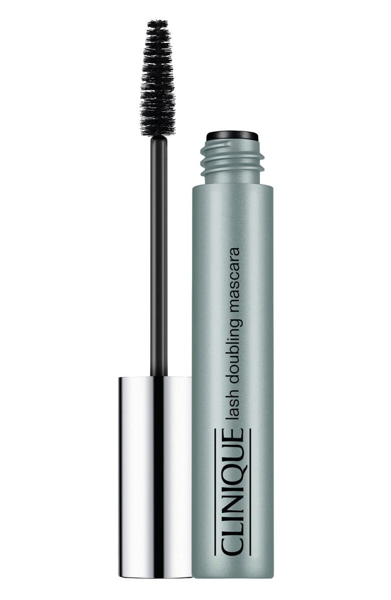 CLINIQUE Lash Doubling Mascara, Main, color, BLACK
