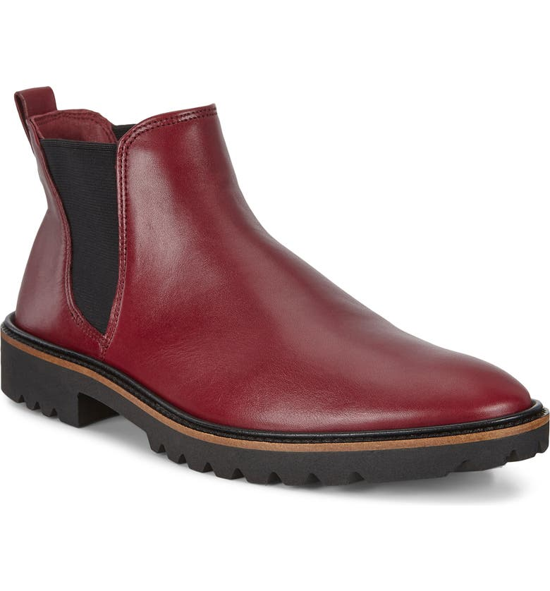 ECCO Incise Tailored Chelsea Boot, Main, color, SURAH LEATHER