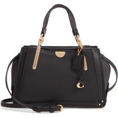 Coach Dreamer 21 Leather Top Handle Bag - Black