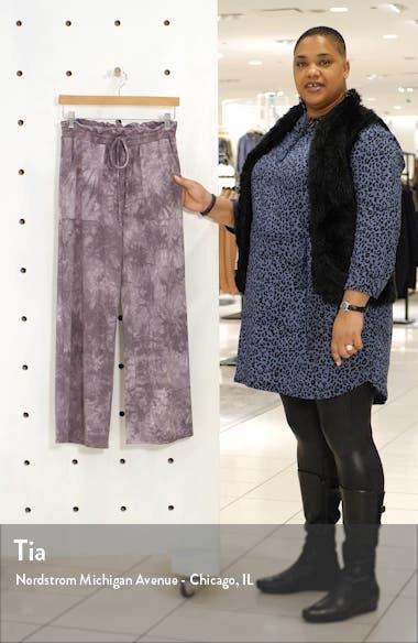 Tye Dye Wide Leg Pants, sales video thumbnail