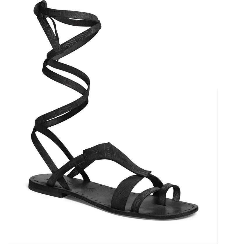 FREE PEOPLE 'Oliviera' Gladiator Sandal, Main, color, 001