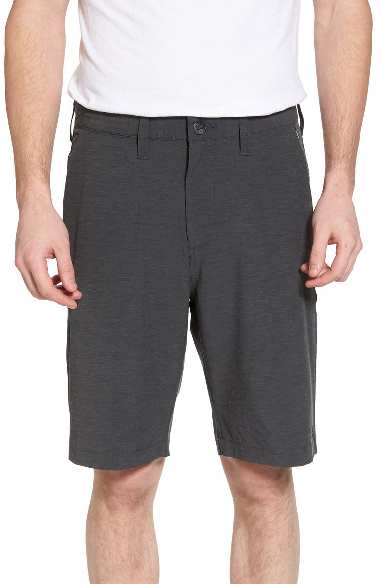 BILLABONG Crossfire X Hybrid Shorts, Main, color, ASPHALT