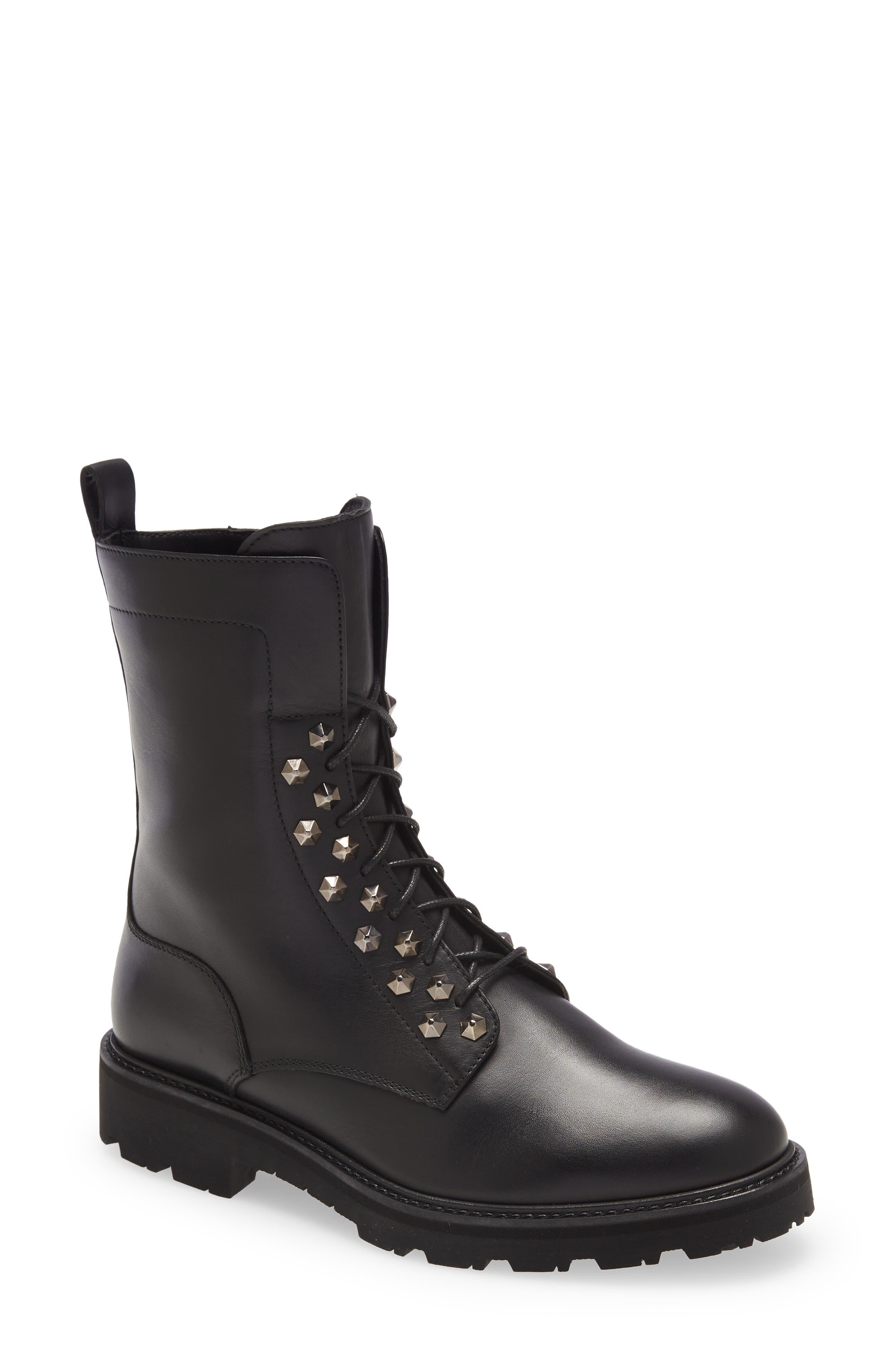 Bronx Waterproof Combat Boot