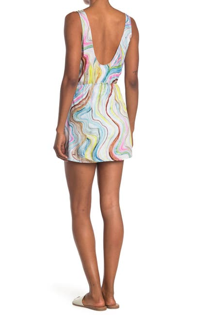 Image of The Bikini Lab New Wave Cover Up Dress