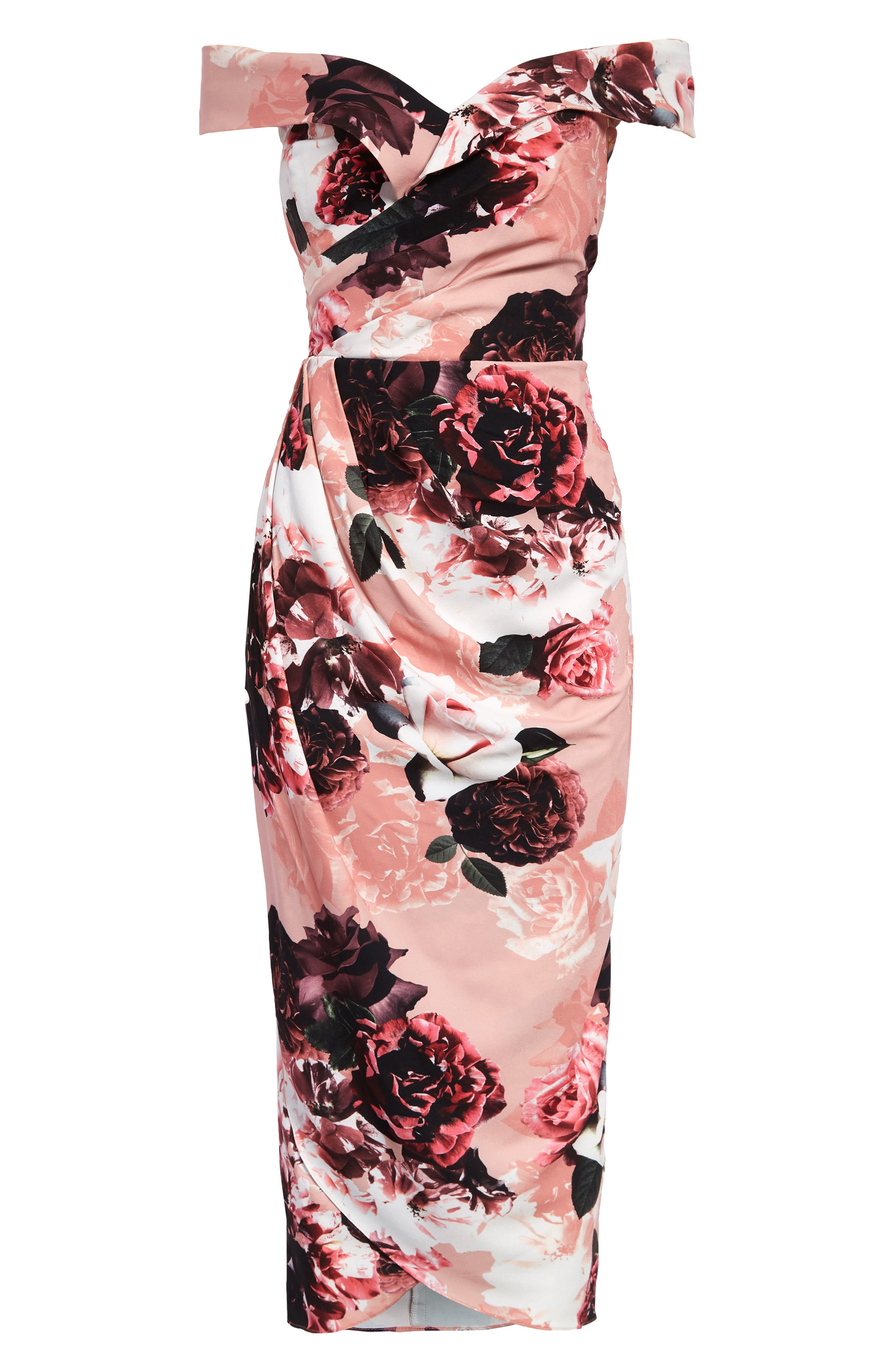In Love Floral Dress