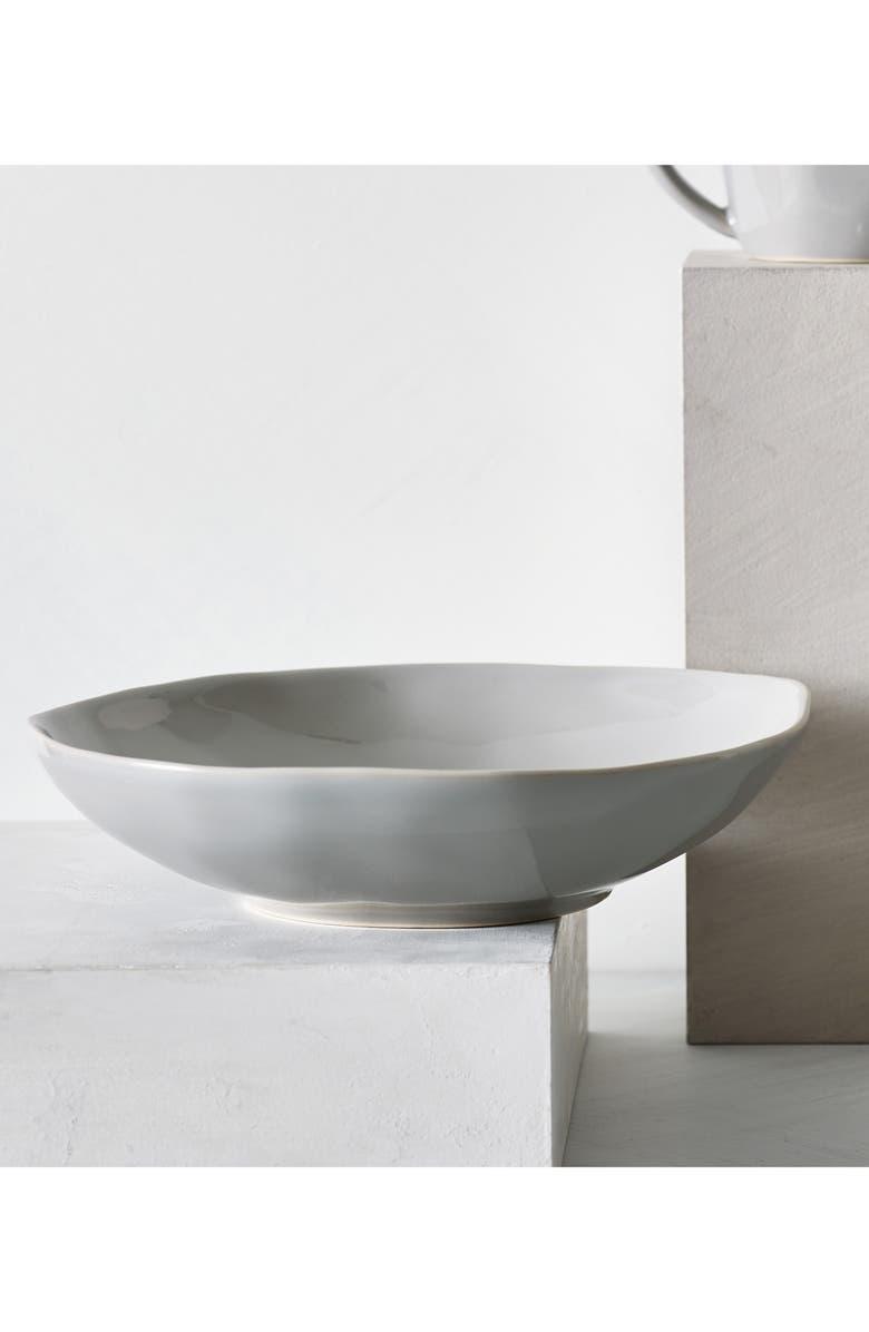 THE WHITE COMPANY Portobello Pasta Bowl, Main, color, 020