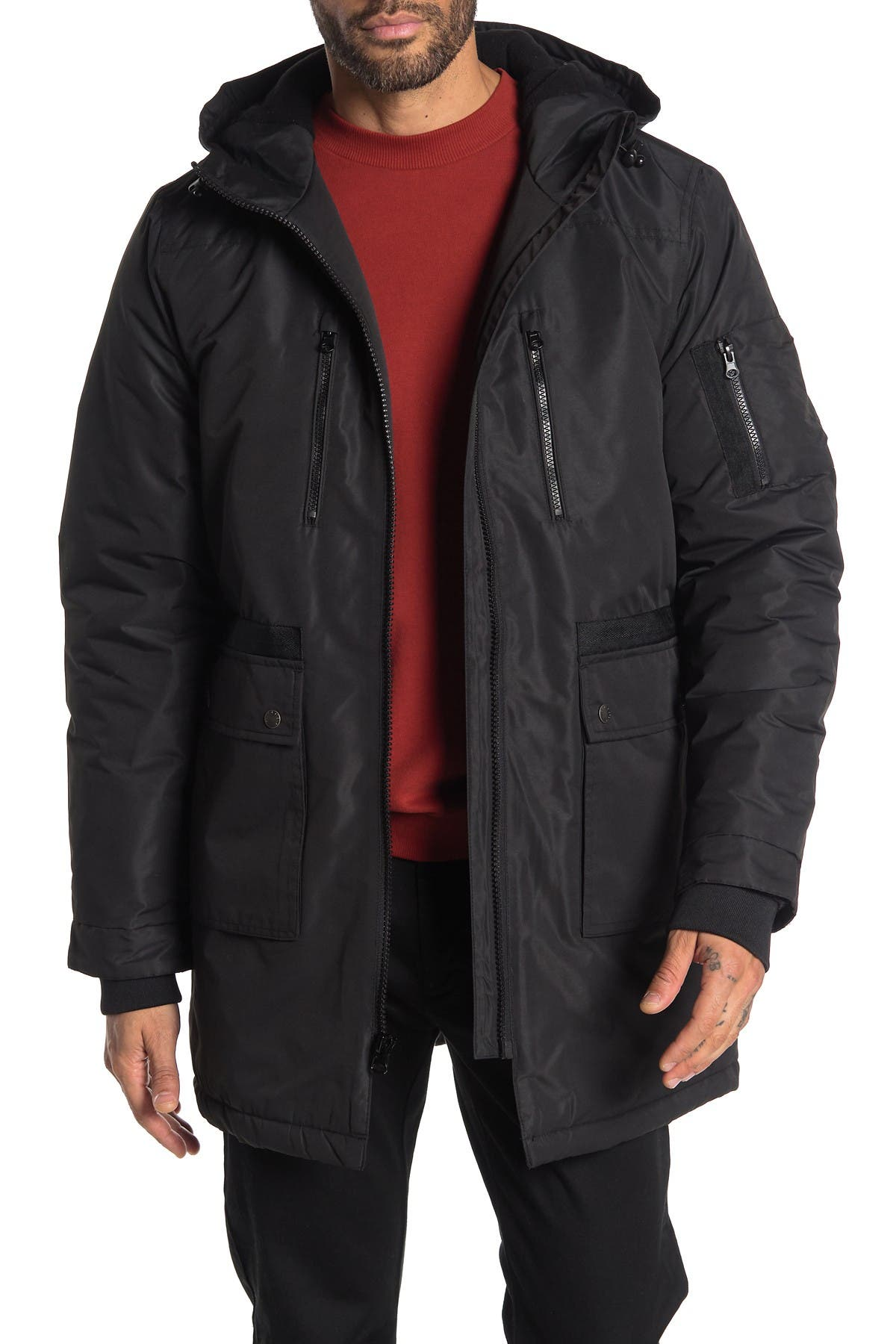 Image of Slate & Stone Hooded Down Parka