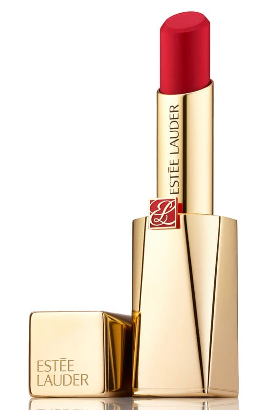 Estée Lauder Pure Color Desire Rouge Excess Creme Lipstick In Rouge Excess- Creme