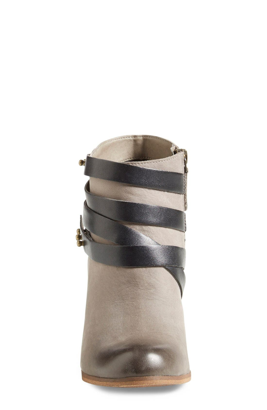 ,                             'Train' Wrap Belted Bootie,                             Alternate thumbnail 12, color,                             025