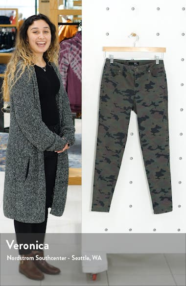 Camo Skinny Ankle Jeans, sales video thumbnail