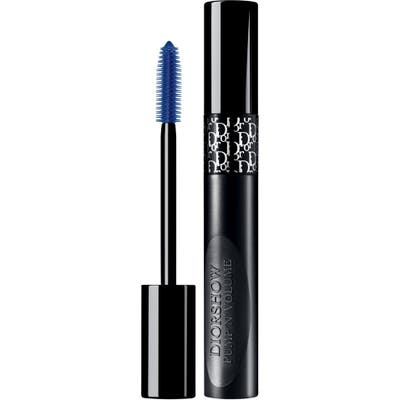 Dior Diorshow Pump N Volume Hd Mascara - 255 Blue Pump