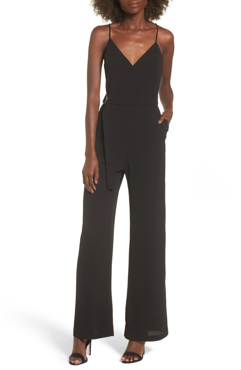 WAYF Davis Jumpsuit, Main, color, 001