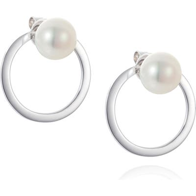 Claudia Bradby Signet Couture Pearl Ear Jackets