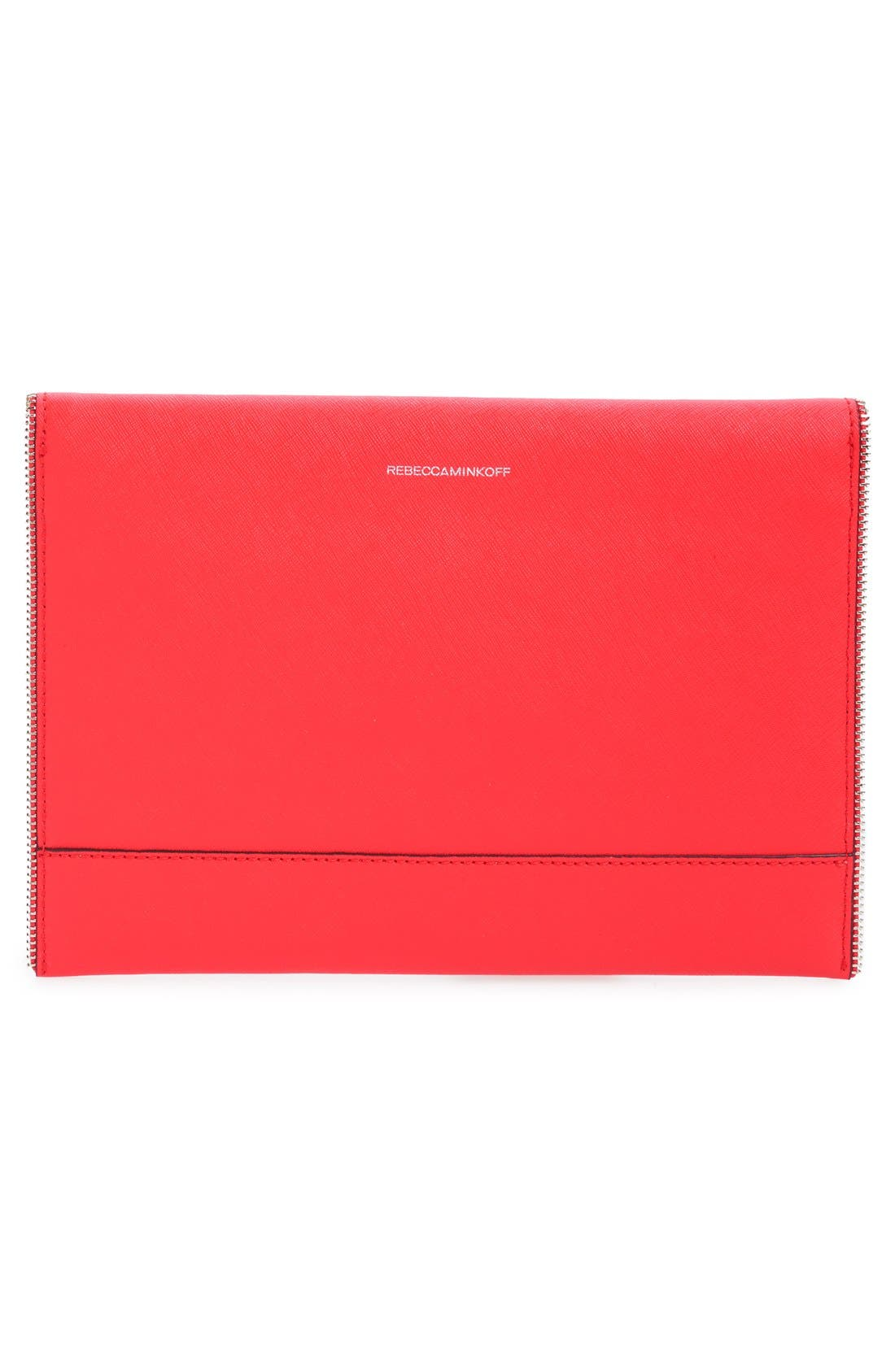 ,                             Leo Envelope Clutch,                             Alternate thumbnail 252, color,                             602